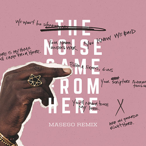The Noise Came From Here by Saul Williams