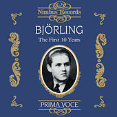 Play & Download Björling: The First Ten Years by Jussi Björling | Napster