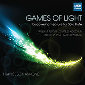 Games of Light: Discovering Treasure for Solo Flute by Francesca Arnone