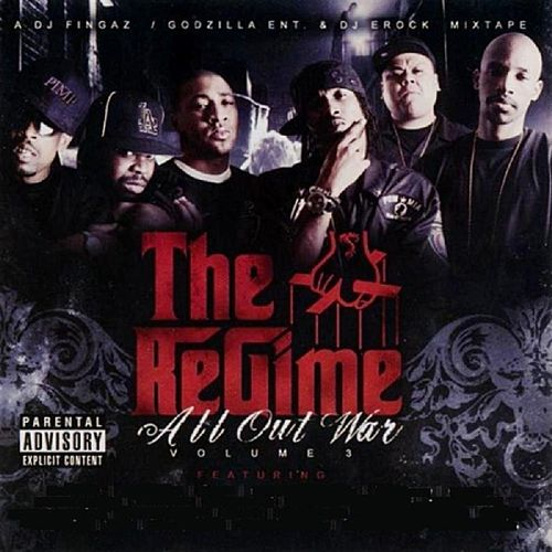 Play & Download All Out War, Volume III by The Regime | Napster