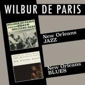 New Orleans Jazz + New Orleans Blues by Wilbur De Paris