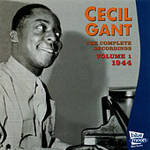 The Complete Recordings, Vol. 1 1944 by Cecil Gant