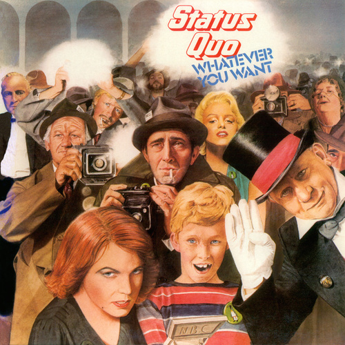 Whatever You Want von Status Quo