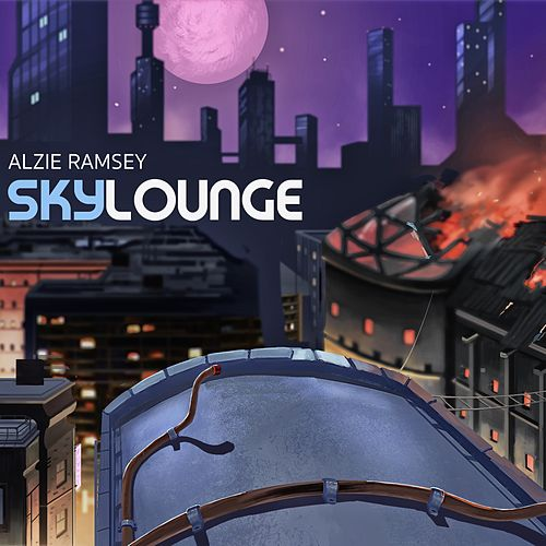 Sky Lounge by Alzie Ramsey