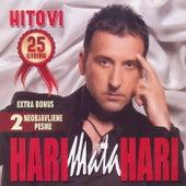Hitovi 25 godina by Hari Mata Hari