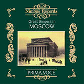 Play & Download Great Singers in Moscow by Various Artists | Napster