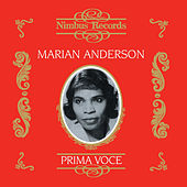 Marian Anderson in Oratorio and Spiritual Vol. 1 by Marian Anderson
