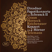 Play & Download Dresdner Fagottkonzerte aus Schranck II by Various Artists | Napster