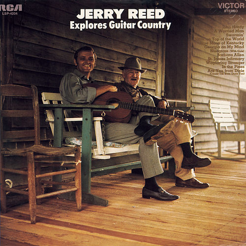 Play & Download Jerry Reed Explores Guitar Country by Jerry Reed | Napster
