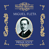 Play & Download Miguel Fleta (Recorded 1922 - 1927) by Various Artists | Napster