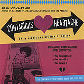 Contagious Heartache by Db Harris