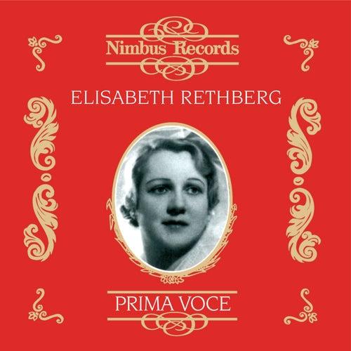 Elisabeth Rethberg (Recorded 1924 - 1930) by Elisabeth Rethberg