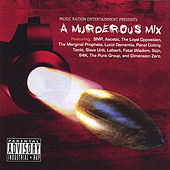 Music Ration Entertainment Presents... a Murderous Mix by Various Artists