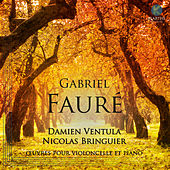 Play & Download Gabriel Fauré: Oeuvres pour Violoncelle et Piano by Damien Ventula and Nicolas Bringuier | Napster