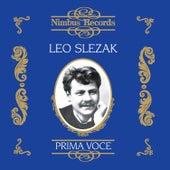 Play & Download Leo Slezak (Recorded 1903 - 1921) by Leo Slezak | Napster