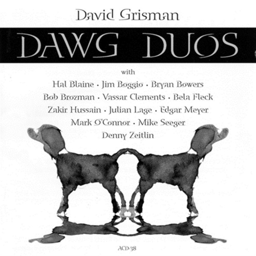 Dawg Duos by David Grisman