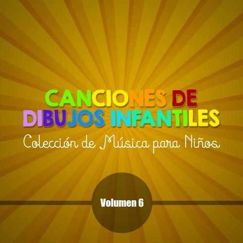 Play & Download Canciones de Dibujos Infantiles Colección de Música para Niños (Vol. 6) by Rainbow | Napster