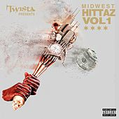 Midwest Hittaz, Vol. 1 von Various Artists