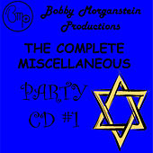 The Complete Jewish Party CD by Bobby Morganstein