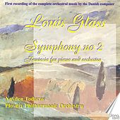 Louis Glass: Symphonies Vol. 3 by Plovdiv Philharmonic Orchestra