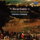 Play & Download Scarlatii: Sonatas for Harpsichord by Trevor Pinnock | Napster