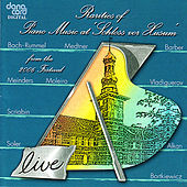 Rarities Of Piano Music 2004: Live Recordings From the Husum Festival by Various Artists