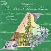 Rarities of Piano Music 1996: Live Recordings from the Husum Festival by Various Artists