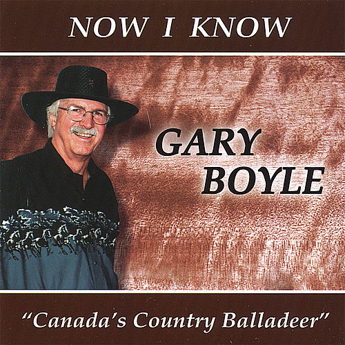 Now I Know by Gary Boyle