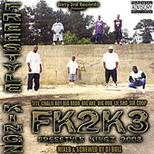 FK2K3 - Freestyle Kingz 2003 (Mixed & Screwed By DJ Bull) by Various Artists