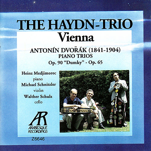 Play & Download Dvořák: Piano Trios by The Hadyn Trio | Napster