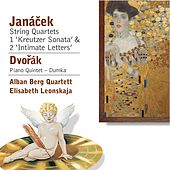 Janácek: String Quartets Nos.1&2 / Dvorák: Piano Quintet in A by Various Artists