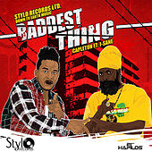 Baddest Thing (feat. I Sane) - Single by Capleton