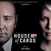 Play & Download House Of Cards: Season 4 by Jeff Beal | Napster