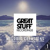 Play & Download Melodic Creations Vol. 1 by Various Artists | Napster