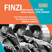 Play & Download Finzi: Clarinet Concerto & Cello Concerto by Various Artists | Napster