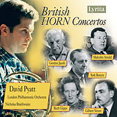 British Horn Concertos by David Pyatt