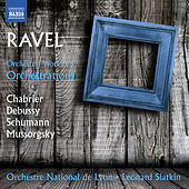 Ravel: Orchestral Works, Vol. 3 – Orchestrations by Orchestre national de Lyon
