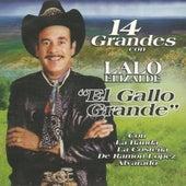 Play & Download 14 Grandes Con La Banda La Costena De Ramon Lopez Alvarado by Lalo El Gallo Elizalde | Napster