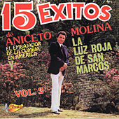 15 Exitos, Vol. 2 by Aniceto Molina