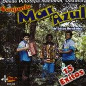 Play & Download 15 Exitos by Conjunto Mar Azul | Napster