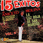 Play & Download 15 Exitos by Aniceto Molina | Napster