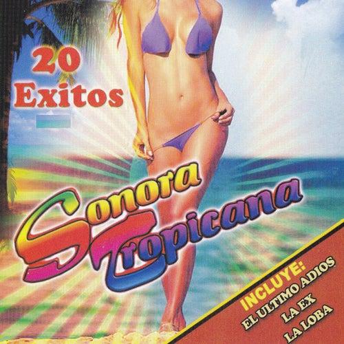 Play & Download 20 Exitos Inclye: El Ultimo Adios, La Ex, La Loba by Sonora Tropicana | Napster