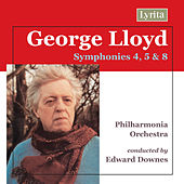 Lloyd: Symphonies Nos. 4, 5 & 8 by Philharmonia Orchestra
