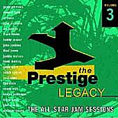 Play & Download The Prestige Legacy Vol. 3 by Various Artists | Napster