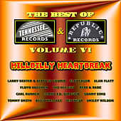 Play & Download Best of Tennessee & Republic Records, Vol. VI - Hillbilly Heartbreak by Various Artists | Napster