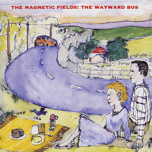 Play & Download The Wayward Bus/Distant Plastic Trees by Magnetic Fields | Napster