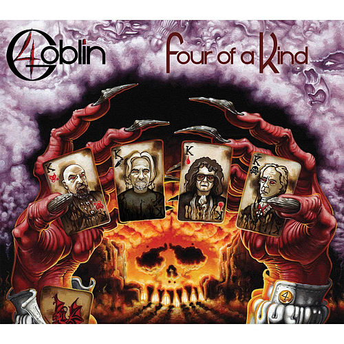 Play & Download Four of a Kind by Goblin | Napster