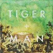 Tiger + Man by Tiger