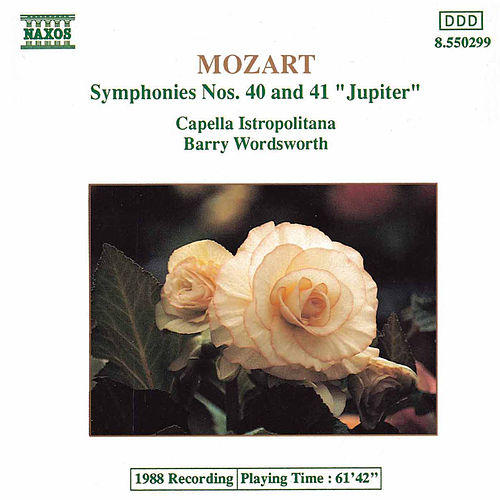 Play & Download Symphonies Nos. 40 and 41 by Wolfgang Amadeus Mozart | Napster