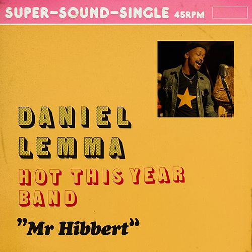 Mr Hibbert by Daniel Lemma